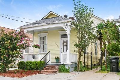 New Orleans Single Family Home For Sale: 5941 Tchoupitoulas Street