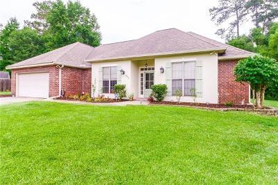 Madisonville Single Family Home For Sale: 408 Saint Kateri Circle