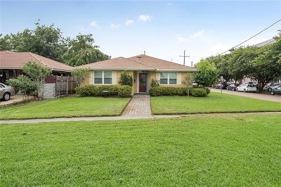 Metairie Single Family Home For Sale: 3401 Lake Villa Drive