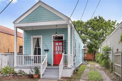 New Orleans Single Family Home For Sale: 1632 N Dupre Street