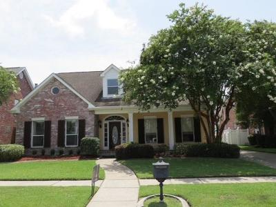 Kenner Single Family Home For Sale: 205 Cypress Bayou Lane