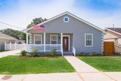 Metairie Single Family Home For Sale: 4434 Camel Street