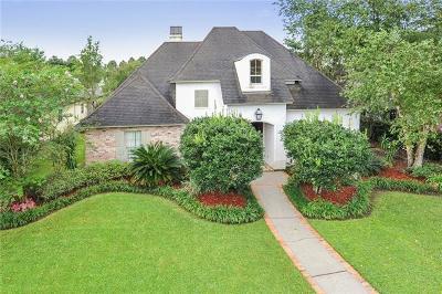 Single Family Home For Sale: 27 Fairway Oaks Drive
