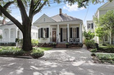 New Orleans Single Family Home For Sale: 373 Broadway Street