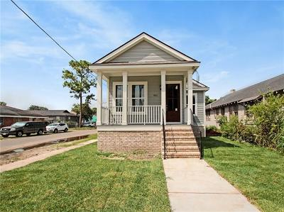 New Orleans Single Family Home For Sale: 901 Andry Street