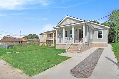 New Orleans Single Family Home For Sale: 921 Flood Street