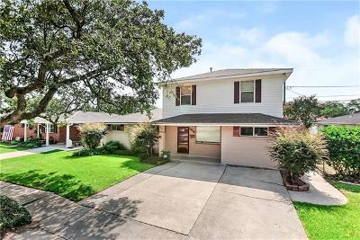 Metairie Single Family Home For Sale: 1816 Neyrey Drive