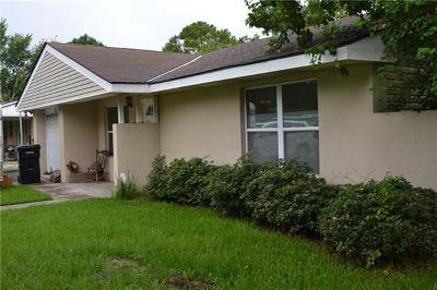 New Orleans Single Family Home For Sale: 6234 Brunswick Court