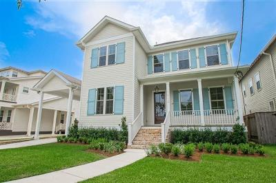 New Orleans Single Family Home For Sale: 5615 Bancroft Drive
