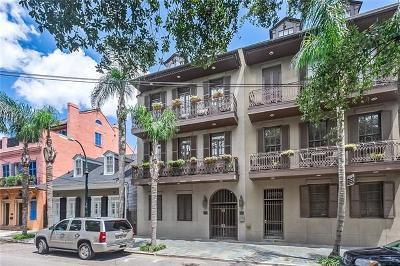 New Orleans Condo For Sale: 1029 Esplanade Avenue #11