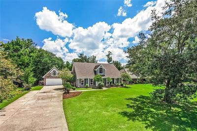 Slidell Single Family Home Pending Continue to Show: 110 Golden Pheasant Drive