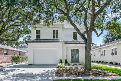 Metairie Single Family Home For Sale: 517 Orion Avenue