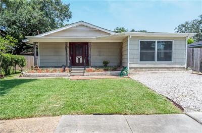 Single Family Home For Sale: 2513 Green Acres Road