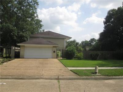 Single Family Home For Sale: 5535 Wimbledon Court