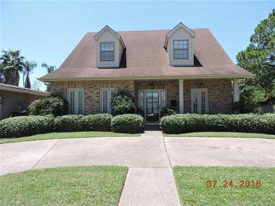 Kenner Single Family Home For Sale: 2125 Kentucky Avenue