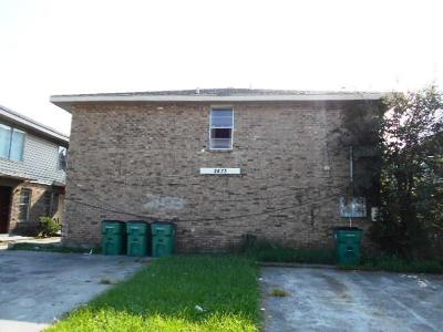 Harvey Multi Family Home For Sale: 2433 Alex Kornman Boulevard