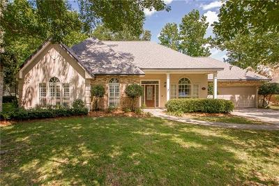 Mandeville Single Family Home Pending Continue to Show: 103 Cherry Creek Drive