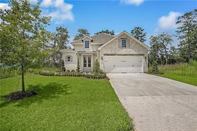 Covington Single Family Home For Sale: 1141 Delta Lane