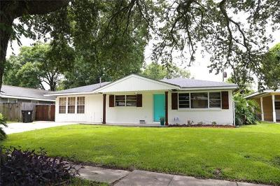 Single Family Home For Sale: 6101 Straford Place