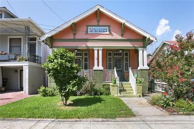 Single Family Home For Sale: 4730 Palmyra Street