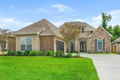 Madisonville Single Family Home For Sale: 163 Raiford Oaks Boulevard