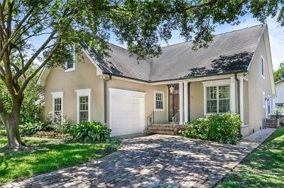 Metairie Single Family Home Pending Continue to Show: 338 Ridgeway Drive
