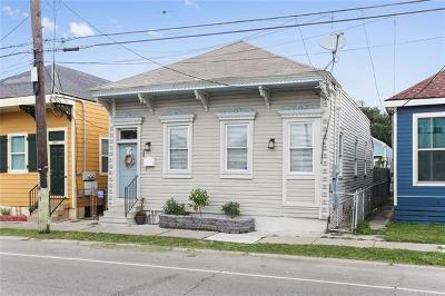 New Orleans Single Family Home For Sale: 2811 Orleans Avenue