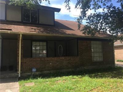 Townhouse For Sale: 2105 Breckenridge Drive
