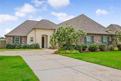 Madisonville Single Family Home For Sale: 129 Laurel Oaks Road