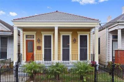 Single Family Home For Sale: 4022 Laurel Street