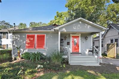 Jefferson Single Family Home For Sale: 858 Newman Avenue