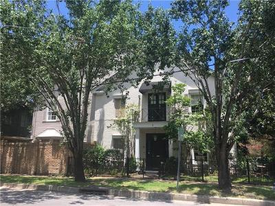 Townhouse For Sale: 3507 Camp Street