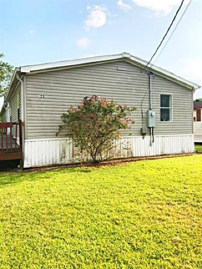 Kenner Single Family Home For Sale: 9012 Wall Street