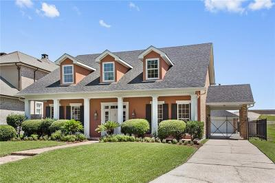 Metairie Single Family Home For Sale: 3120 Palm Vista Drive