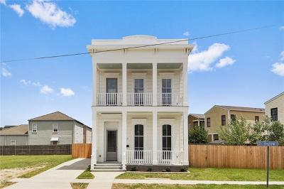New Orleans Single Family Home Pending Continue to Show: 721 St Andrew Street
