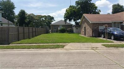 New Orleans LA Residential Lots & Land For Sale: $10,000