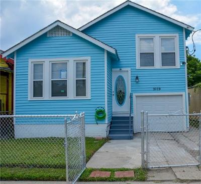 New Orleans Single Family Home For Sale: 1019 Lb Landry Street