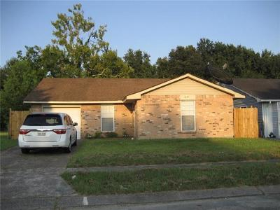 Marrero Single Family Home For Sale: 1237 Michael Street