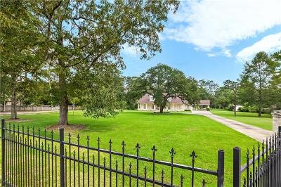 Madisonville Single Family Home Pending Continue to Show: 132 Brewster Road