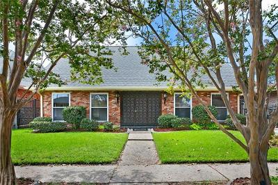 Metairie Single Family Home For Sale: 3504 N Labarre Road