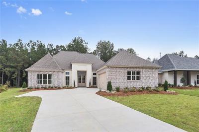 Covington Single Family Home For Sale: 501 Spruce Creek Court
