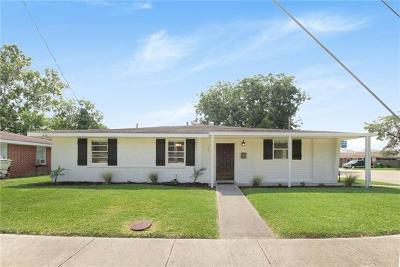 Metairie Single Family Home For Sale: 201 N Upland Avenue