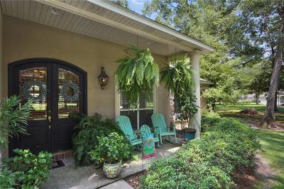 Madisonville Single Family Home For Sale: 120 Secluded Forest Way