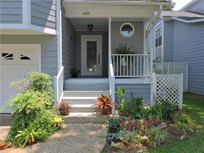 Mandeville Condo For Sale: 635 Colbert Street #18
