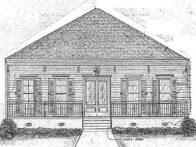 Single Family Home For Sale: 920 Delaronde Street