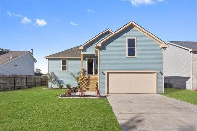Slidell Single Family Home For Sale: 1711 Chancer Lane