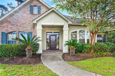 Slidell Single Family Home For Sale: 103 Theresa Court