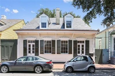 New Orleans Condo For Sale: 927 Orleans Avenue