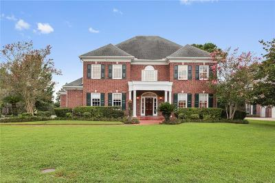 Single Family Home For Sale: 39 English Turn Drive