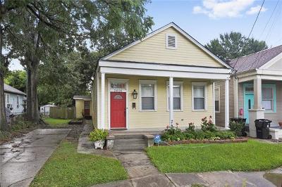 Single Family Home For Sale: 2626 Dublin Street